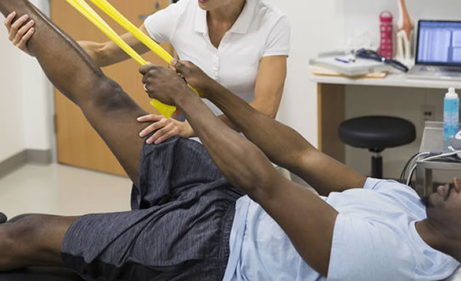 Orthopedic Physical Therapy and Injury Rehabilitation